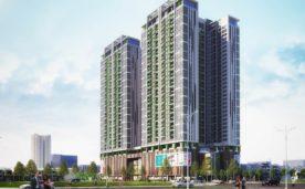 Dự án chung cư 6TH Element – Mặt đường 40m Tây Hồ