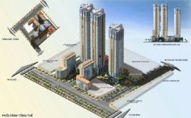 Chung cư Hesco Văn Quán Hà Đông – Hesco Tower trực tiếp CĐT