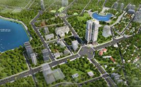 Dự án chung cư Golden Park Tower Cầu Giấy