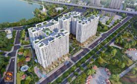 Dự án chung cư Hà Nội Homeland Long Biên