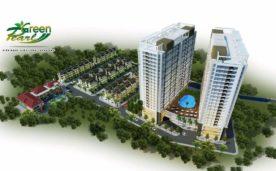Dự án Green Pearl Minh Khai- Chung cư 378 Minh Khai