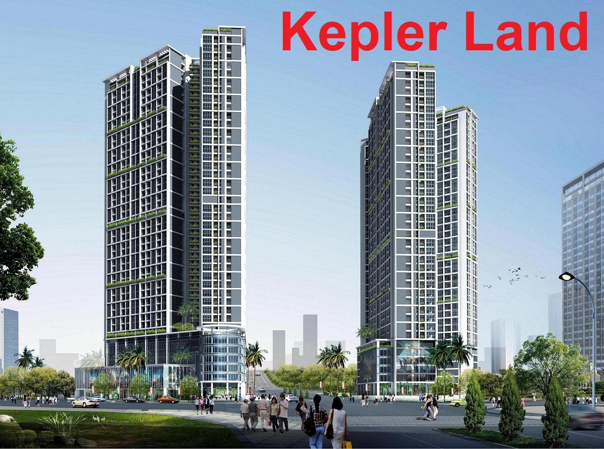 Chung cư Kepler Land TSQ Mỗ Lao